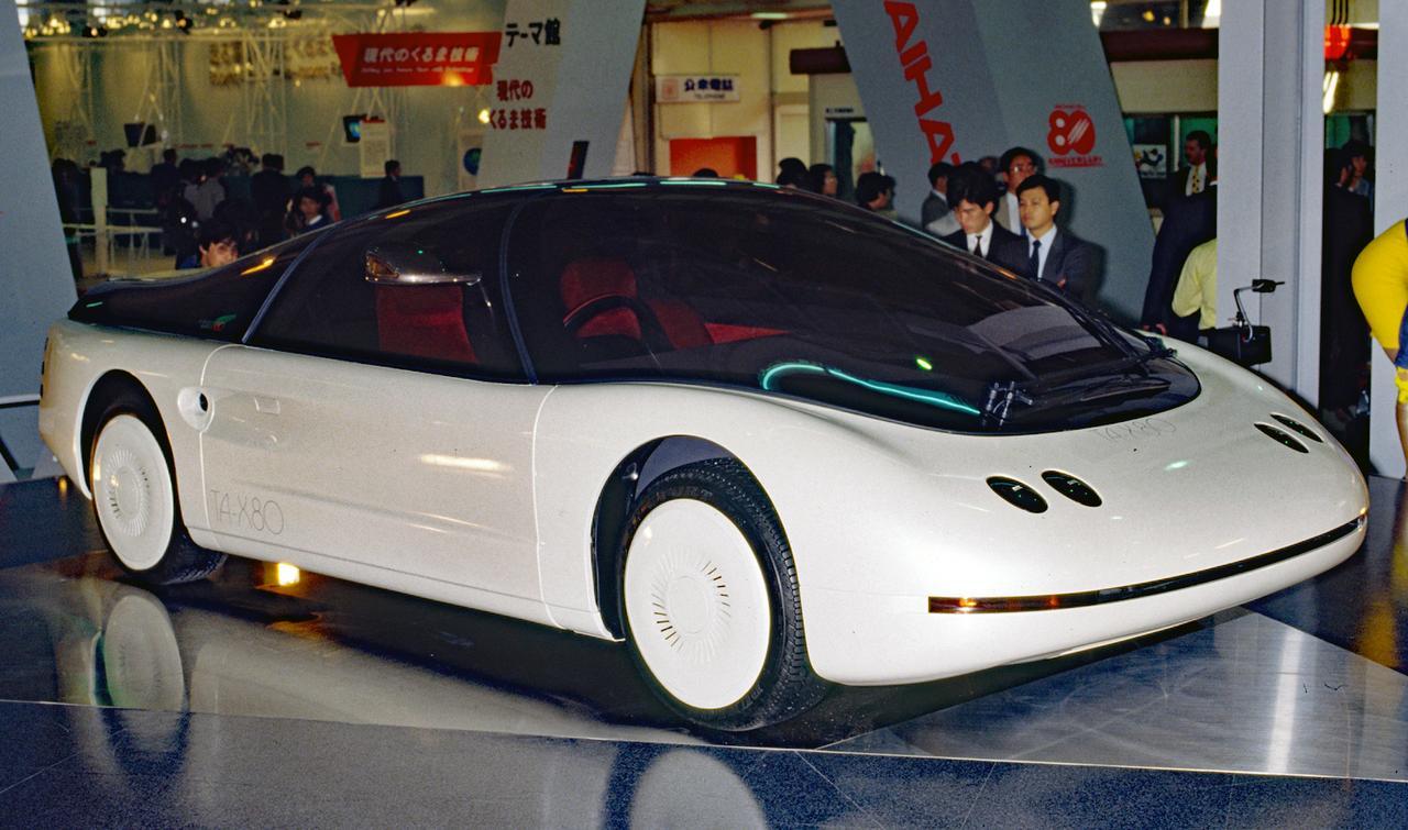 Images : 7番目の画像 - 1987年の東京モーターショー - Webモーターマガジン