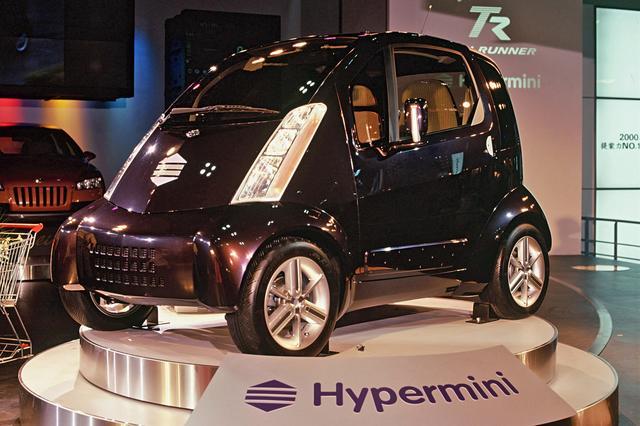 画像: 日産 ハイパーミニは日本初の型式認定を得て市販された電気自動車となる。