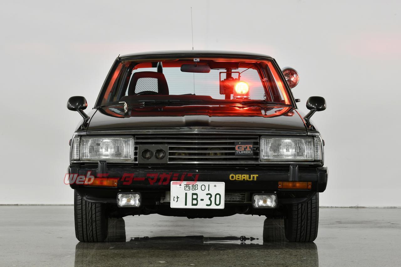 Images : 1番目の画像 - 初代・西部警察特殊車両・マシンX - Webモーターマガジン