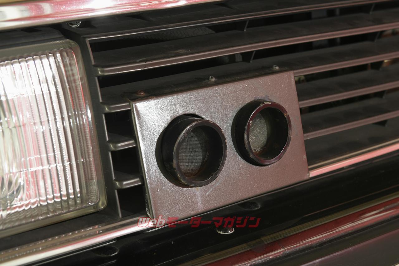 Images : 8番目の画像 - 初代・西部警察特殊車両・マシンX - Webモーターマガジン