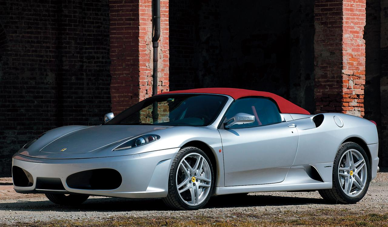 Images : 3番目の画像 - フェラーリ F430 スパイダー(2005年) - LAWRENCE - Motorcycle x Cars + α = Your Life.