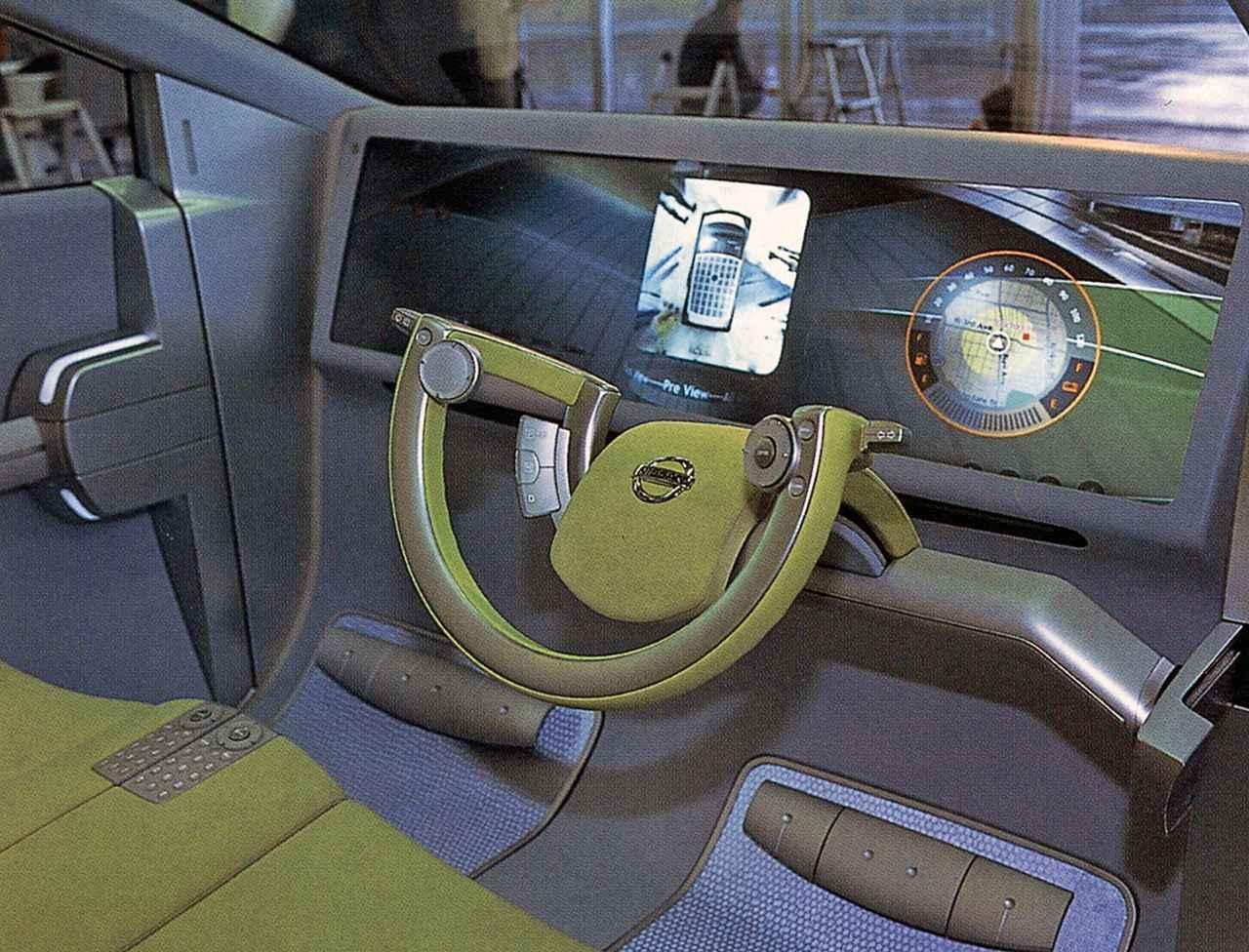 Images : 4番目の画像 - 2001年の東京モーターショー - Webモーターマガジン