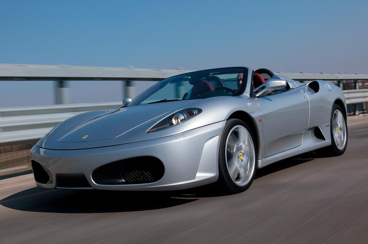 画像: F360スパイダーはF360シリーズの4割を占めたが、フェラーリではF430スパイダーは55%、ひょとすると60%にも及ぶと予想している。フェラーリにとって重要なモデルなのだ。