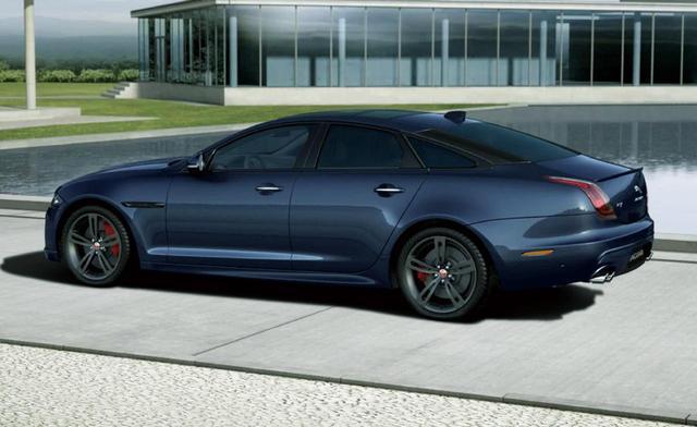 画像: 5L V8スーパーチャージドエンジン搭載の、XJ史上最速モデル