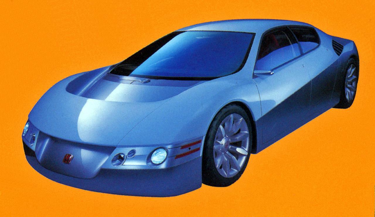 Images : 8番目の画像 - 2001年の東京モーターショー - Webモーターマガジン