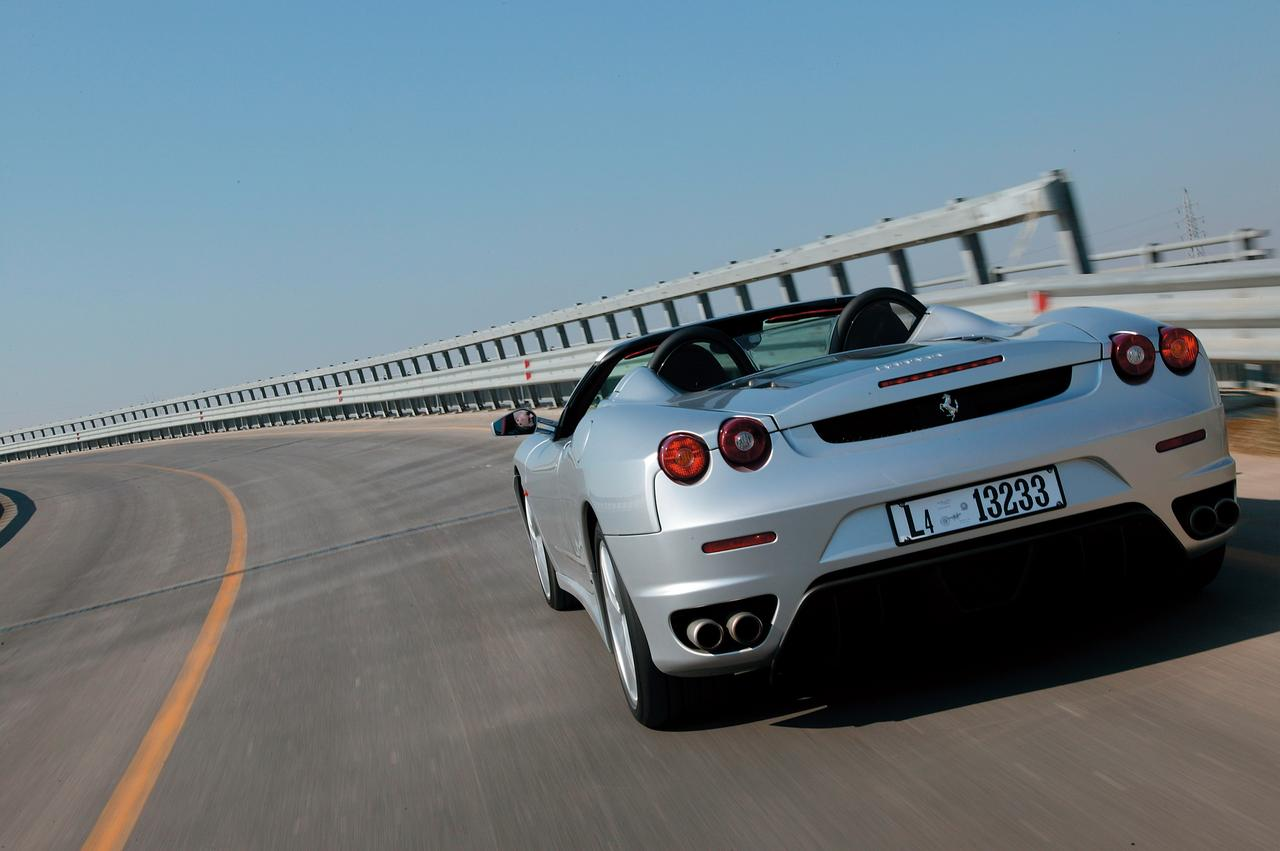 Images : 4番目の画像 - フェラーリ F430 スパイダー(2005年) - LAWRENCE - Motorcycle x Cars + α = Your Life.
