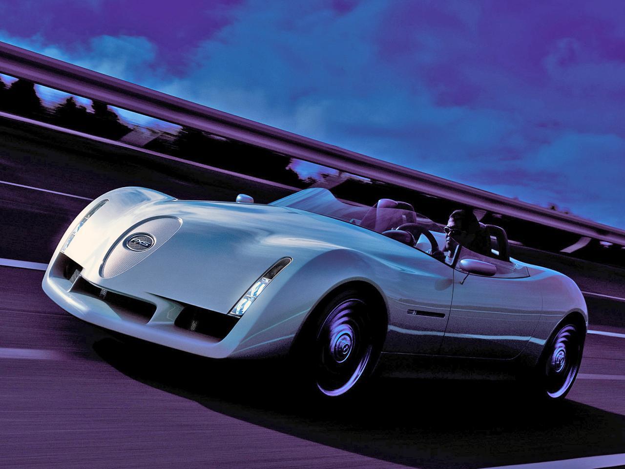 Images : 1番目の画像 - 2001年の東京モーターショー - Webモーターマガジン