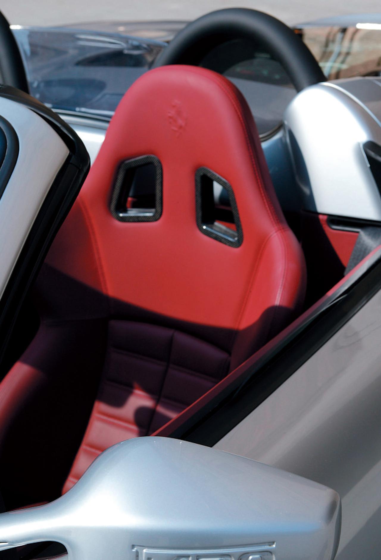 Images : 8番目の画像 - フェラーリ F430 スパイダー(2005年) - Webモーターマガジン
