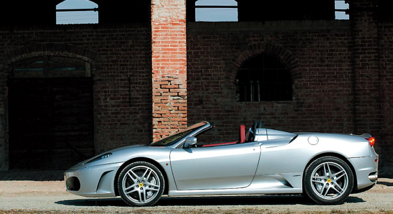 Images : 5番目の画像 - フェラーリ F430 スパイダー(2005年) - LAWRENCE - Motorcycle x Cars + α = Your Life.