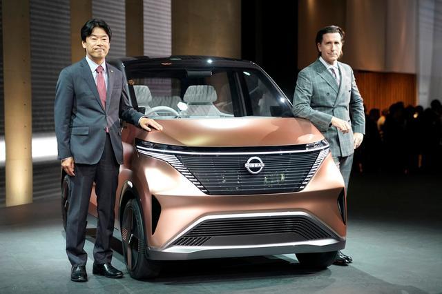 東京モーターショーの深層②】日産のコンセプトカー、「IMk」は
