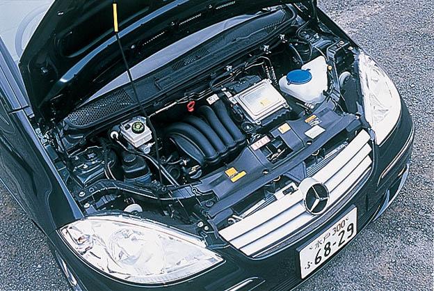 Images : 12番目の画像 - BMW116iとメルセデス・ベンツA170エレガンス - Webモーターマガジン