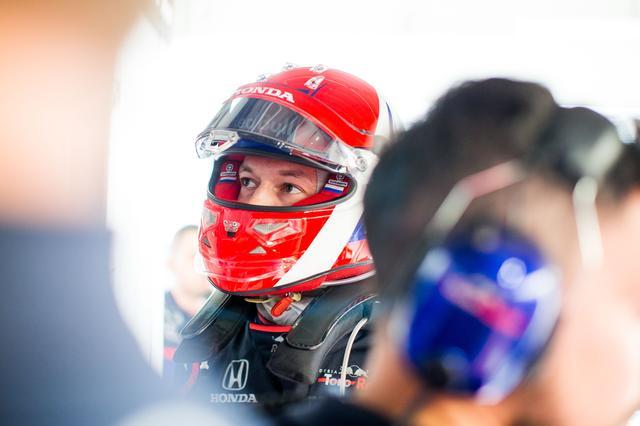画像: ダニール・クビアト(トロロッソ・ホンダ)。ドライバーズランキング11位。