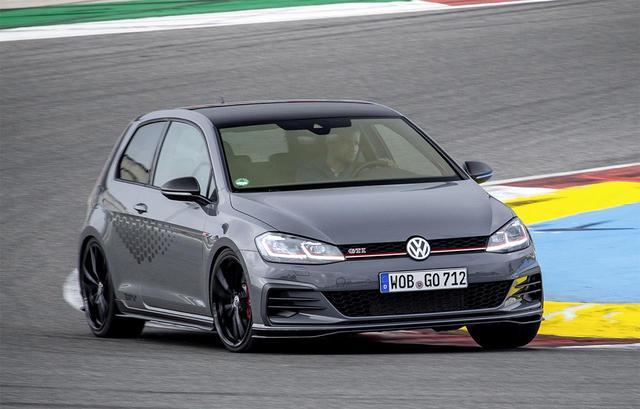 画像: ファイナルシーズンの現行ゴルフに登場した「 GTI TCR」は走って楽しい最速ロードバージョン - Webモーターマガジン
