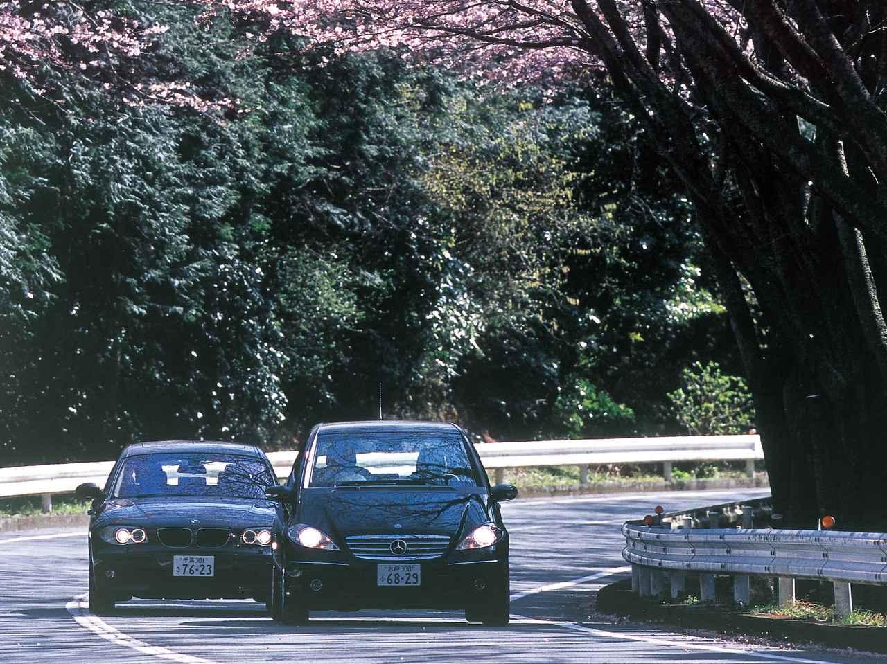 Images : 1番目の画像 - BMW116iとメルセデス・ベンツA170エレガンス - Webモーターマガジン