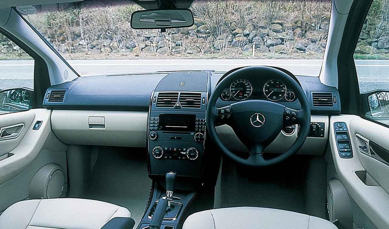 Images : 10番目の画像 - BMW116iとメルセデス・ベンツA170エレガンス - Webモーターマガジン
