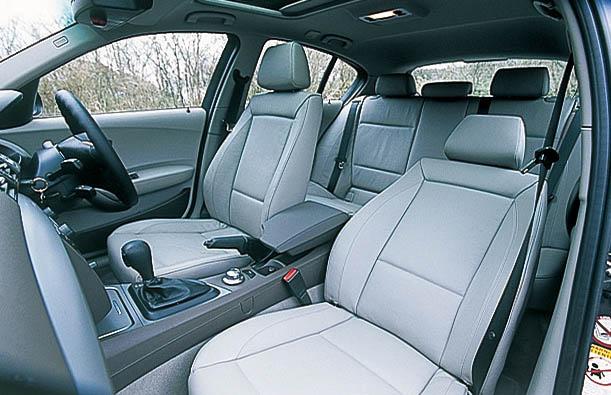 Images : 6番目の画像 - BMW116iとメルセデス・ベンツA170エレガンス - Webモーターマガジン