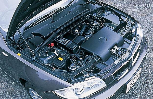 Images : 7番目の画像 - BMW116iとメルセデス・ベンツA170エレガンス - Webモーターマガジン