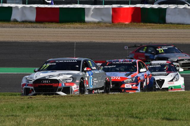 画像5: グエリエリがRace1を完全制覇! 【FIA WTCR Rd08 RACE OF JAPAN】