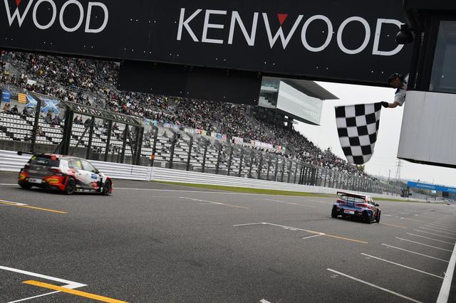 画像3: RACE2のポールはHyundai i30 N TCR