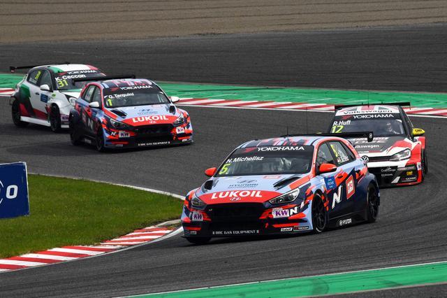画像2: RACE2のポールはHyundai i30 N TCR