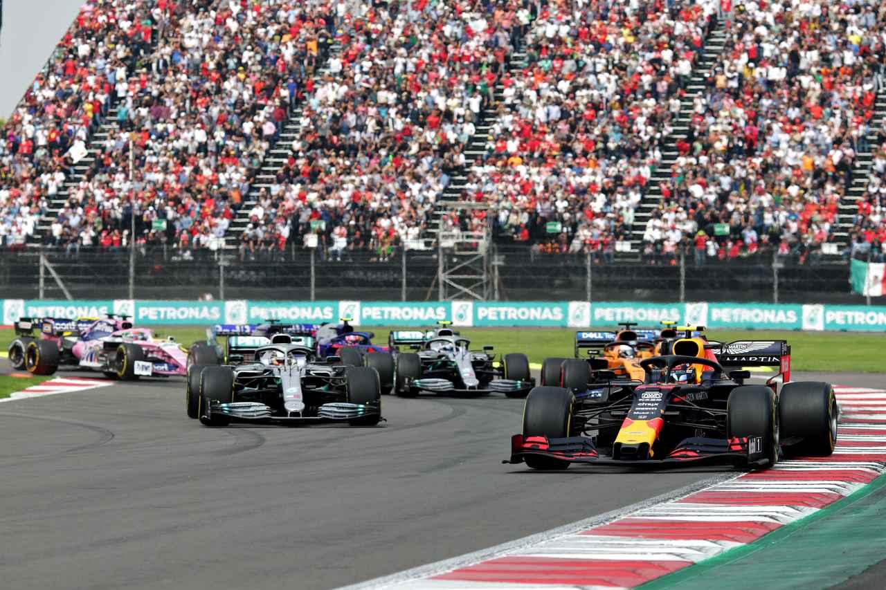 Images : 3番目の画像 - 2019 F1第18戦メキシコGP決勝 - Webモーターマガジン