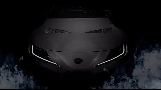 画像: GR SUPRA 3000GT Concept youtu.be