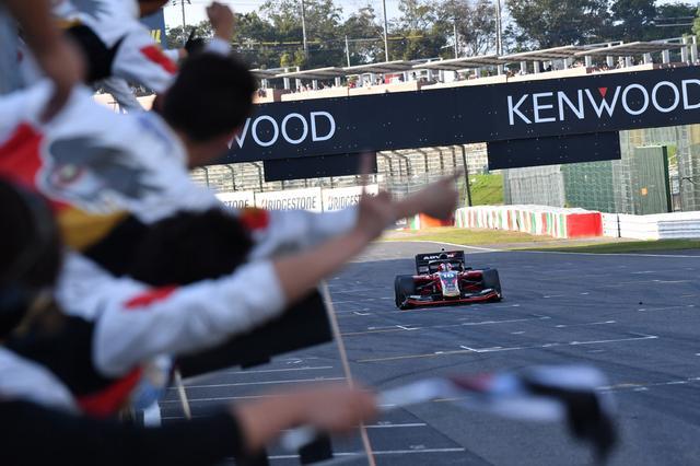 画像: ドライバーが変わっても勝利を挙げるTEAM MUGENの底力