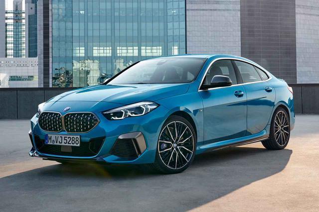 画像: BMW 2シリーズ グランクーペのハイパフォーマンスモデル、M235i xDriveグランクーペ。
