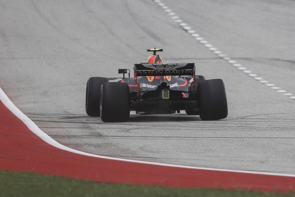 Images : 6番目の画像 - F1アメリカGPプレビュー - Webモーターマガジン