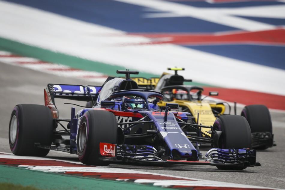 Images : 7番目の画像 - F1アメリカGPプレビュー - Webモーターマガジン