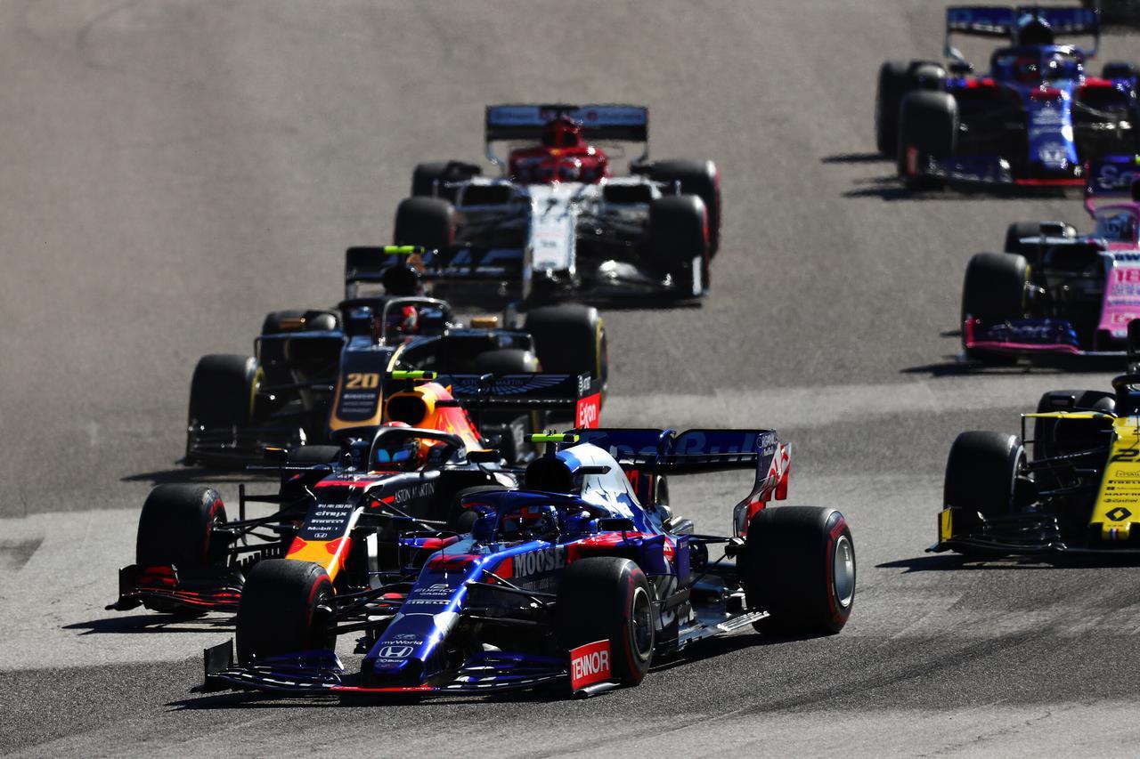 Images : 7番目の画像 - F1第19戦アメリカGP決勝 - Webモーターマガジン