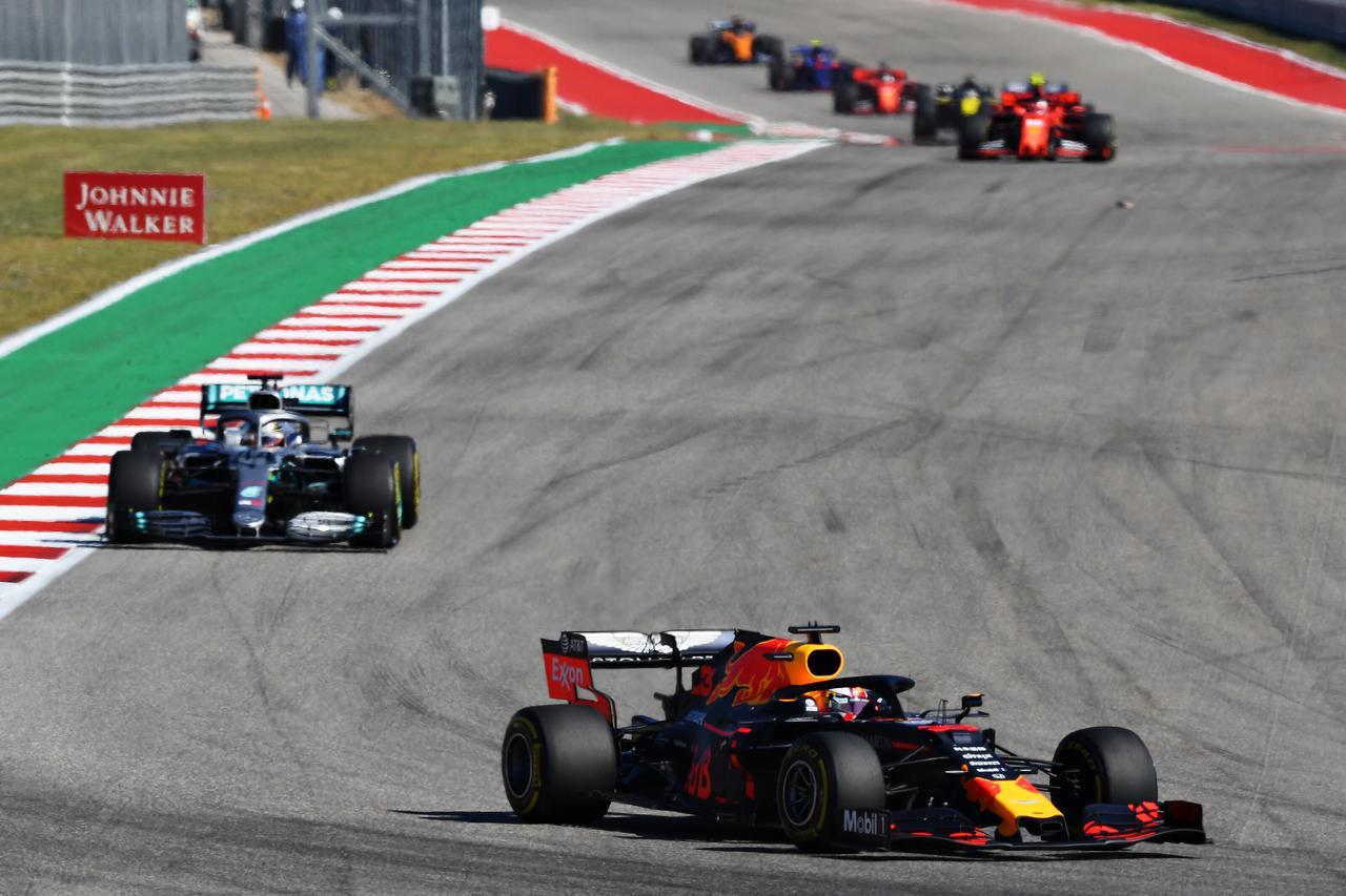Images : 3番目の画像 - F1第19戦アメリカGP決勝 - Webモーターマガジン