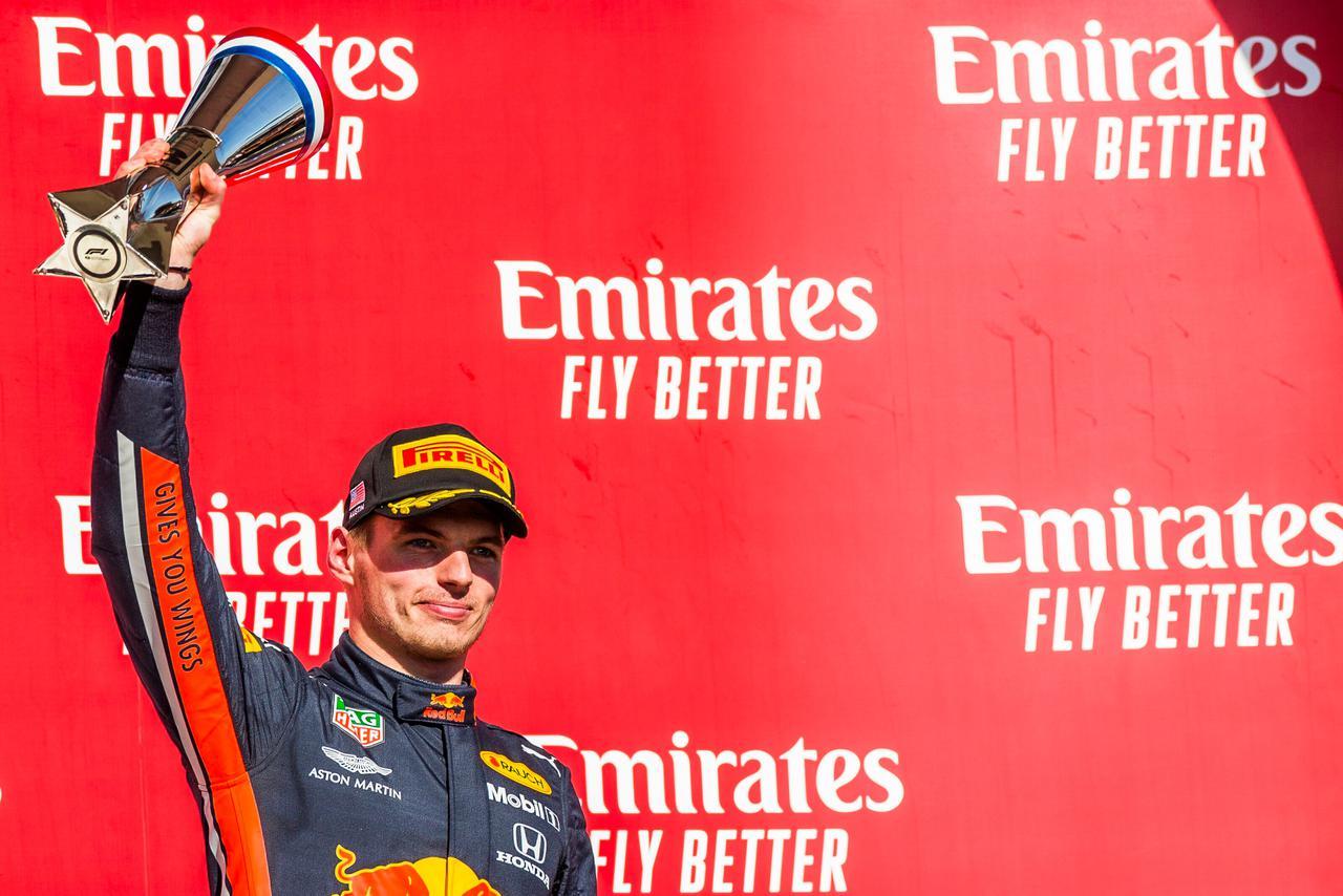 Images : 2番目の画像 - F1第19戦アメリカGP決勝 - Webモーターマガジン