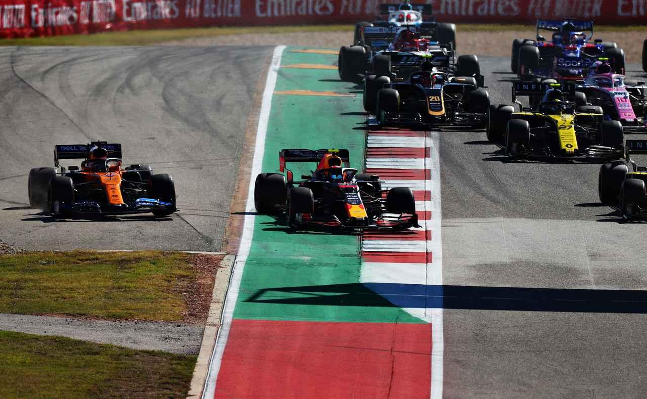 Images : 5番目の画像 - F1第19戦アメリカGP決勝 - Webモーターマガジン