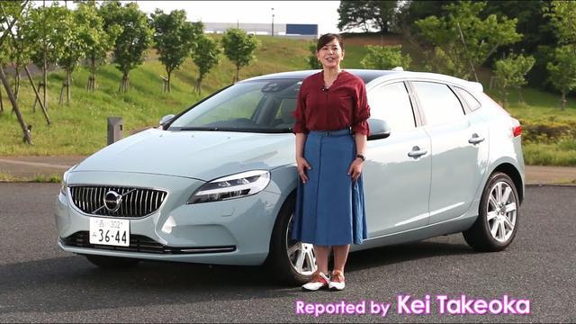 画像: 竹岡 圭の今日もクルマと・・・ボルボV40 T3 クラシック エディション Test Drive youtu.be