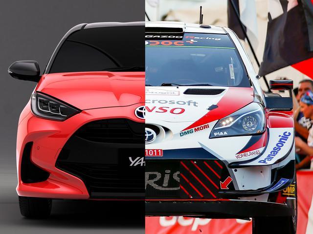 画像: ヴィッツ改め新型ヤリスの国内発売は2020年2月から始まる予定だが、WRCではレギュレーション変更にあわせて2021年いっぱいまで現行のヤリスWRCで闘う可能性が濃厚だ。
