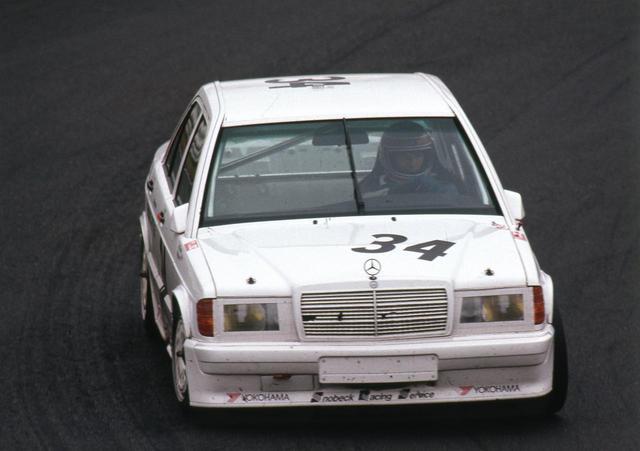 画像: 1986年のインターTECにはフランスチームが来日。予選15位、決勝6位という活躍を見せた。