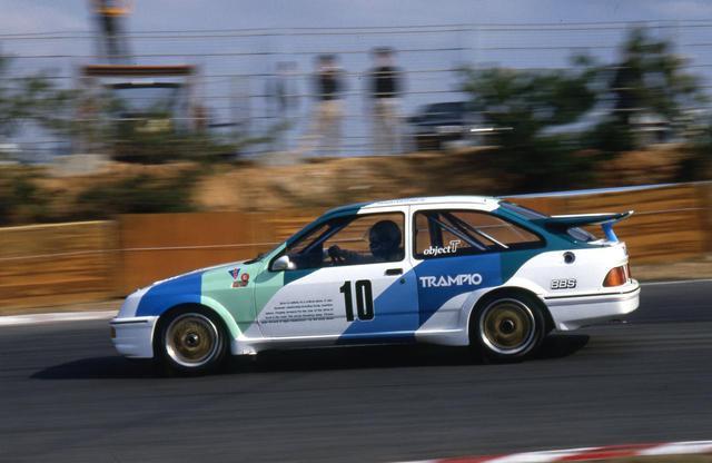 画像: 1987シーズン、トランピオ シエラはRS500を含め3勝を挙げ、長坂尚樹に2度目の全日本タイトルをもたらした。