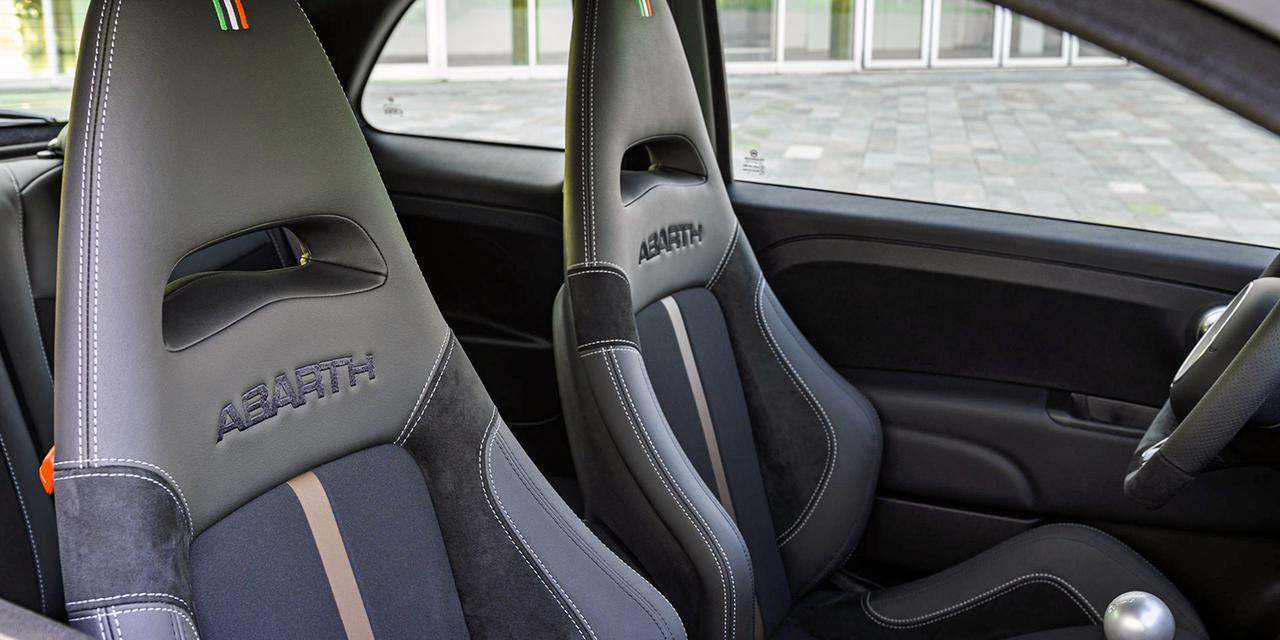 Images : 4番目の画像 - アバルト70周年記念限定車 - Webモーターマガジン