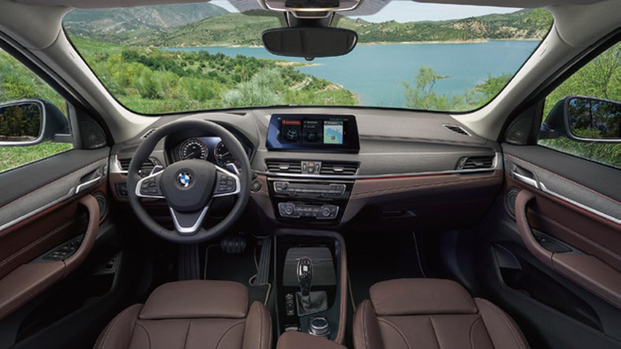 Images : 6番目の画像 - BMW X1 - Webモーターマガジン