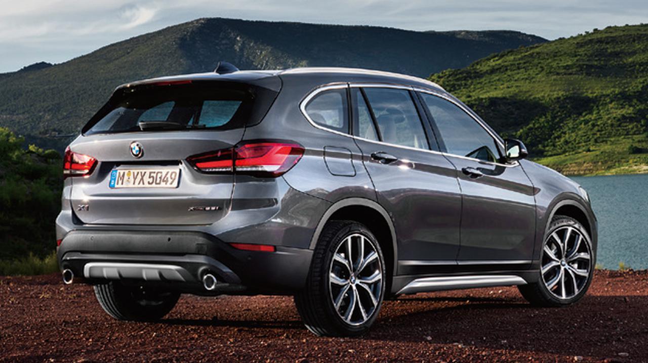 Images : 3番目の画像 - BMW X1 - Webモーターマガジン