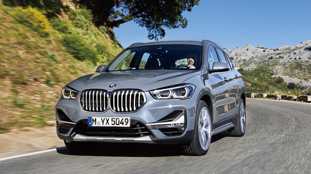 Images : 1番目の画像 - BMW X1 - Webモーターマガジン