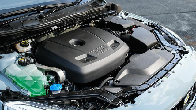 画像: 1.5L直4DOHCターボエンジンを搭載。