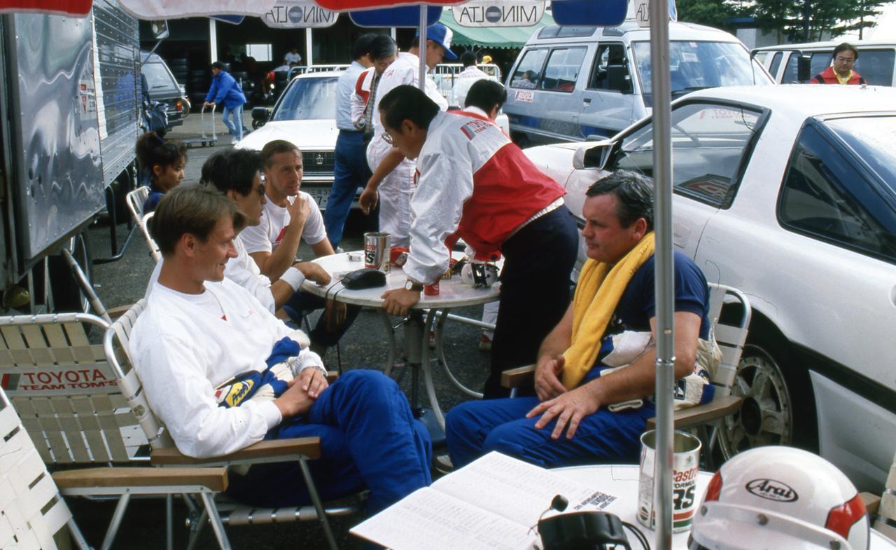 Images : 8番目の画像 - 1987年のスポーツランド菅生でデビューウインを飾ったグループAスープラ - Webモーターマガジン
