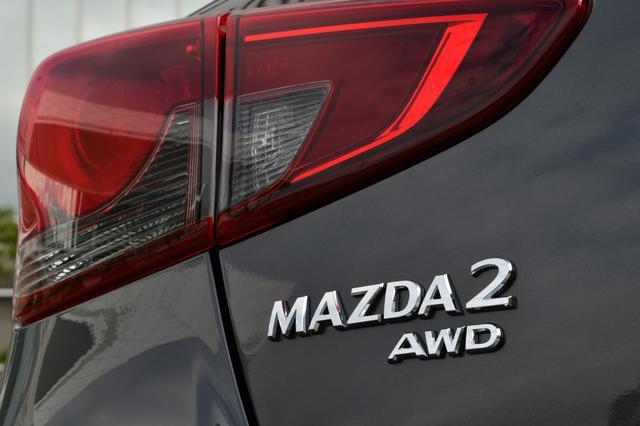 画像2: 【試乗】マツダ2 XD Lパッケージ 4WDに乗って「デミオとマツダ2の違うところ」をチェック!