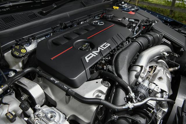 画像: 搭載される「M260型」2L直4ターボエンジンは最高出力306ps、最大トルク400Nmを発生する。