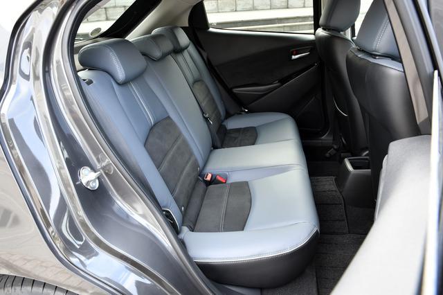 画像4: 【試乗】マツダ2 XD Lパッケージ 4WDに乗って「デミオとマツダ2の違うところ」をチェック!