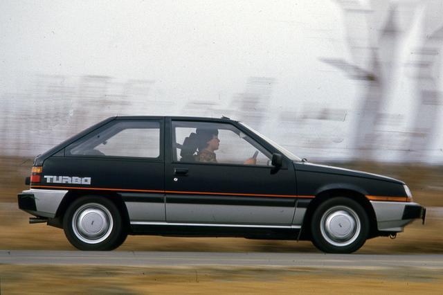 画像: 軽いボディと中速域からトルクフルなターボエンジンで走りは思いのほか活発だった。