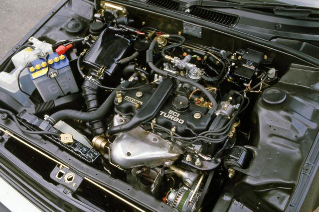 画像: 4G32型の発展エンジンとなるG32B型は、ハイパワーと同時に10モード燃費20.5km/Lを実現した。