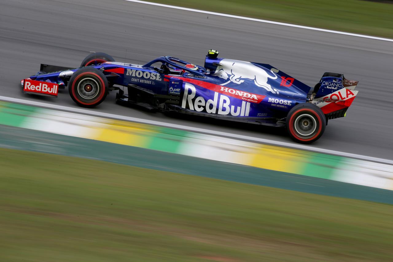 Images : 3番目の画像 - F1第20戦ブラジルGP予選 - Webモーターマガジン